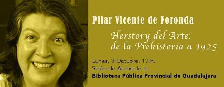 Pilar Vicente de Forona