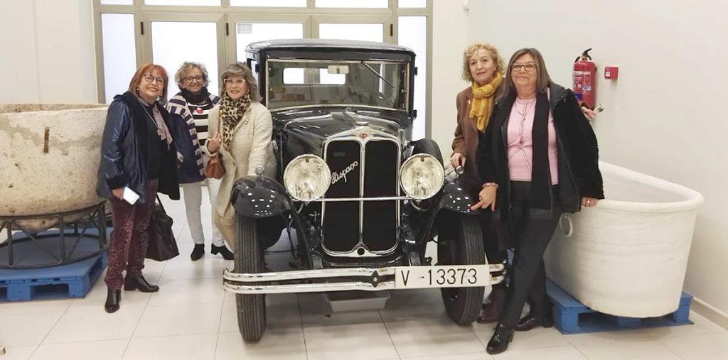 Visita al Museo de la Ciudad de Guadalajara