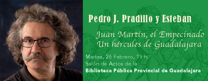 Pedro Pradillo y Esteban