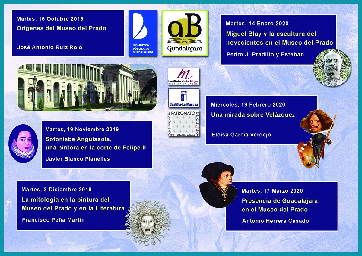 ciclo de conferencias sobre el Museo del Prado